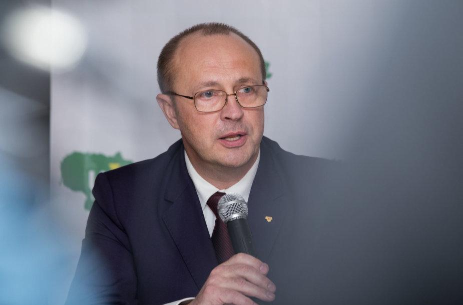 """Ričardas Malinauskas  / ,,Už Lietuvą"""" steigimo renginys"""