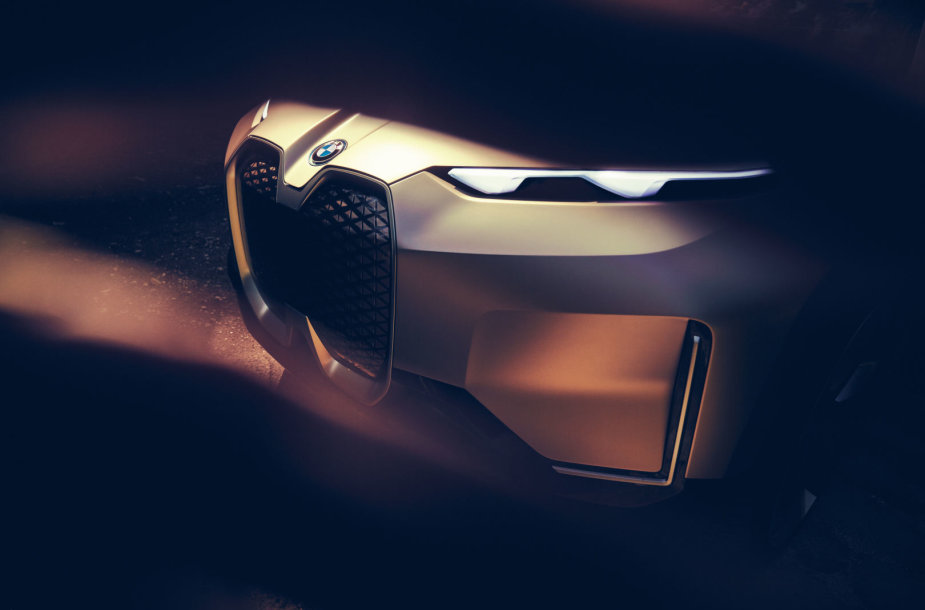 """""""BMW Vision iNext"""""""