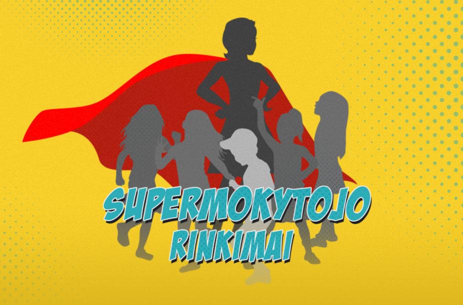 Supermokytojas