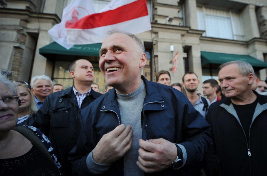 Mikalajus Statkevičius