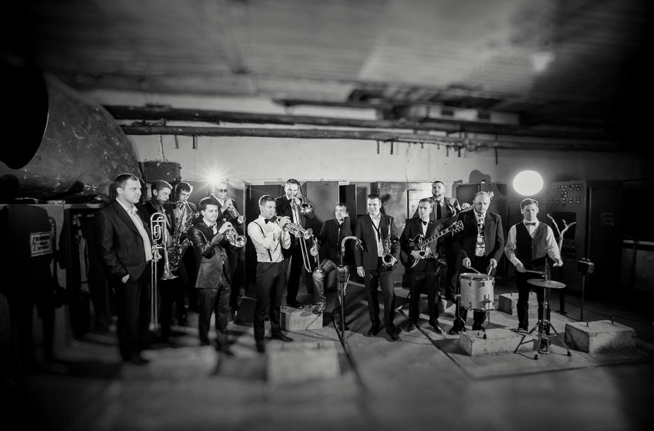 Klaipėdos džiazo orkestras