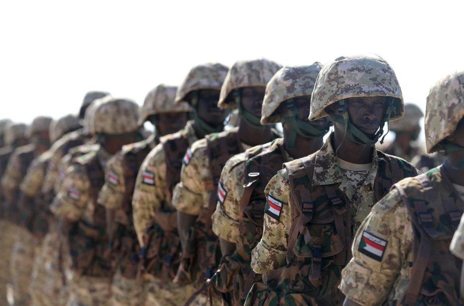 Sudano kariai