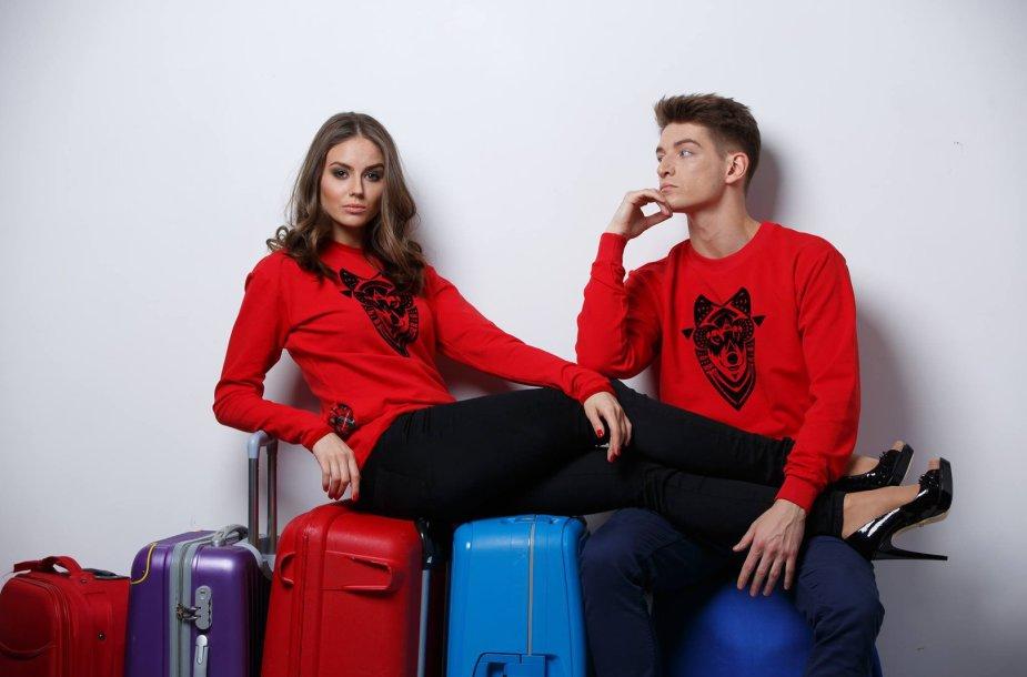 Agnė Kavaliauskaitė ir Tomas Legenzovas