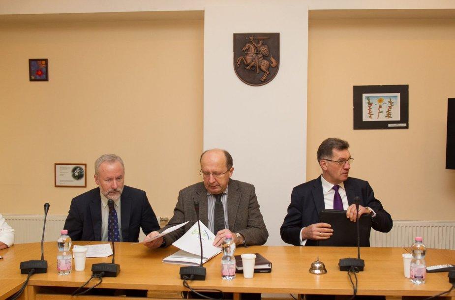Jurgis Razma, Andrius Kubilius ir Algirdas Butkevičius