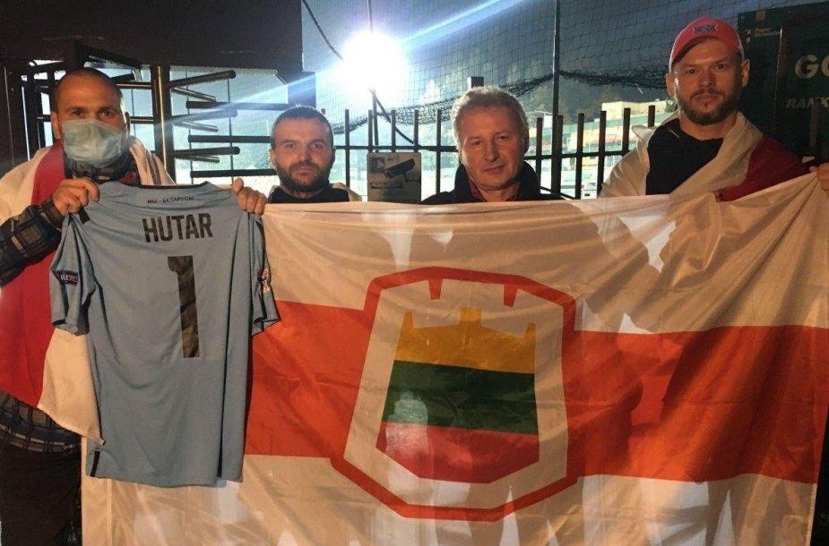 Baltarusijos futbolo sirgaliai
