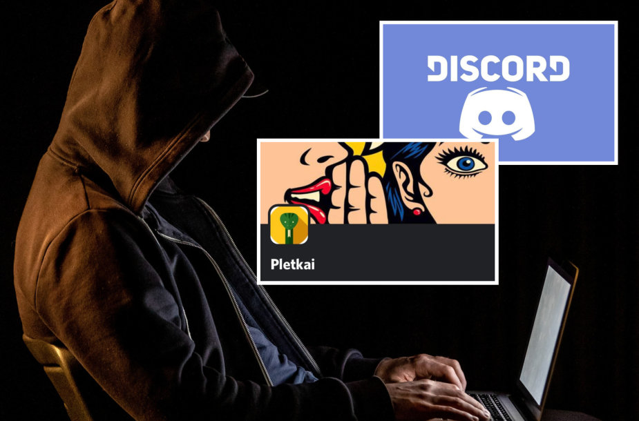 """Iliustracinė nuotrauka, """"Discord"""" serveris """"Petkai"""""""