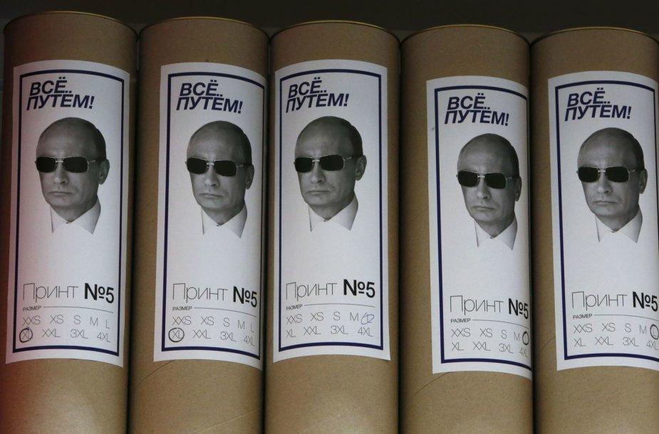 V.Putino propaganda