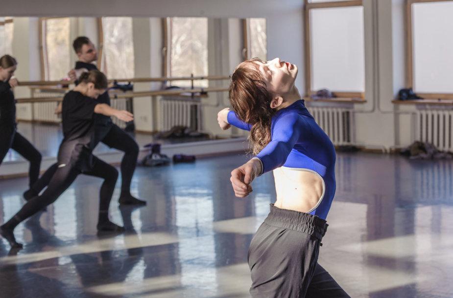 KVMT baleto atranka