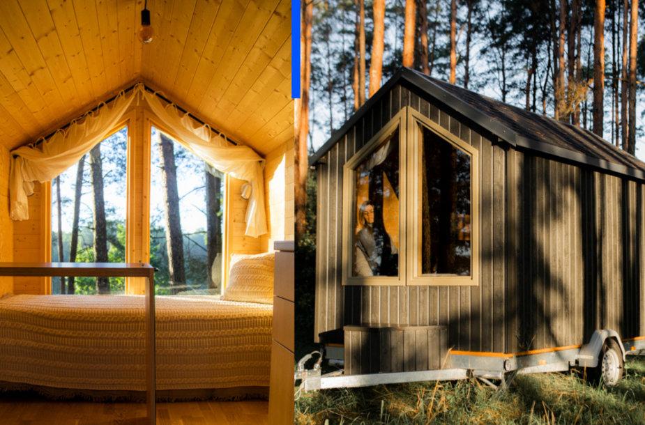 Ievos ir Algirdo Šimoliūnų namelis