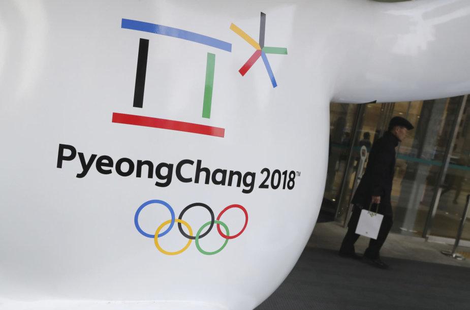 Šiaurės Korėja svarsto dalyvavimą olimpinėse žaidynėse Pietų Korėjoje