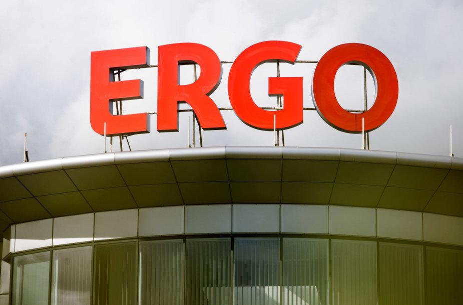 """""""ERGO"""" logotipas"""