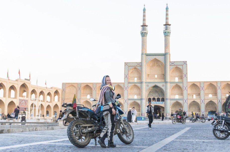 Amiro Čakmako rūmai, Iranas