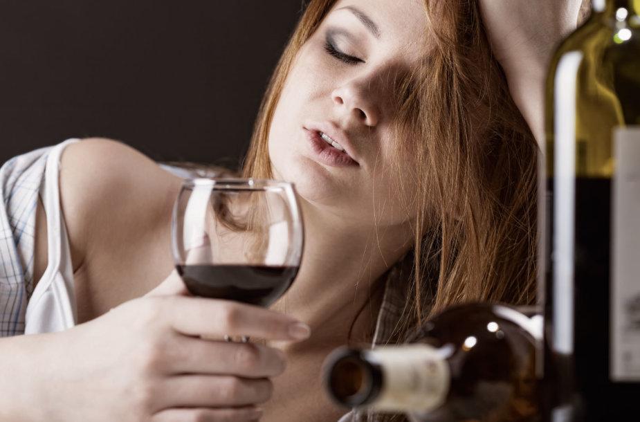 Moterų alkoholizmas
