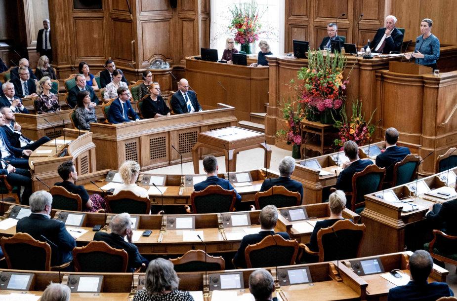 Danijos parlamentas