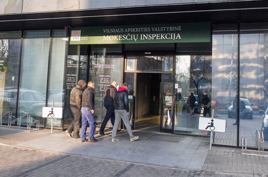 Valstybinė mokesčių inspekcija