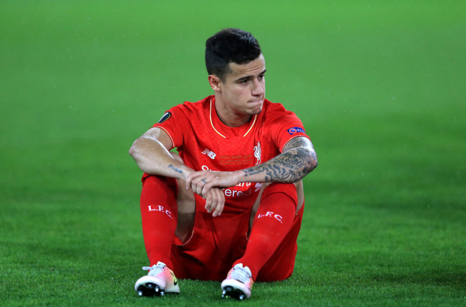 Philippe'as Coutinho