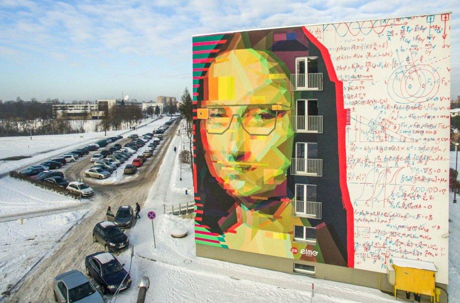 KTU Mona Liza Studentų miestelyje