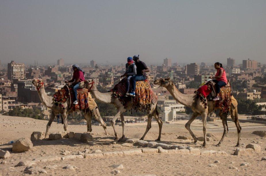 Atostogų Egipte akimirka