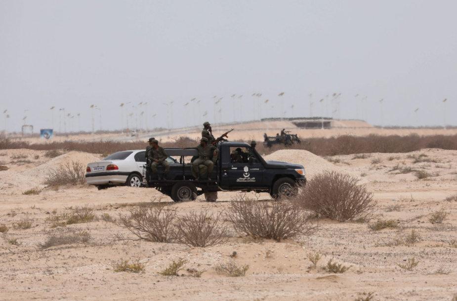 Mauritanijos saugumo pajėgos