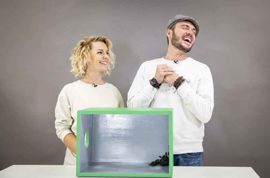 Liucina ir Tadas Rimgailos
