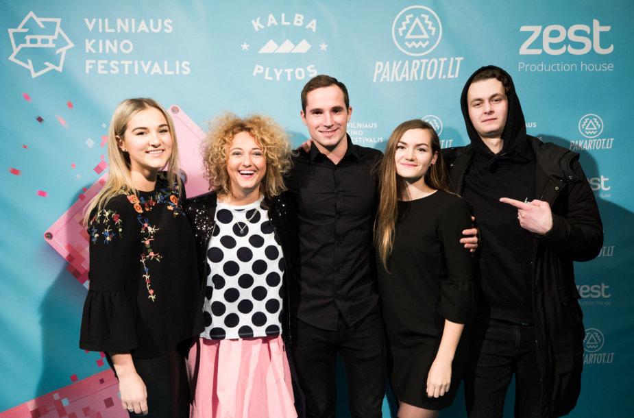Lietuviškų muzikinių klipų konkurso dalyvių paskelbimo vakaras