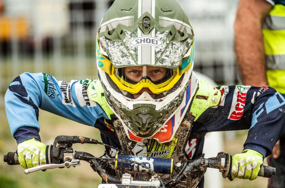 2019 m. motociklų kroso sezonas buvo atidarytas Pakruojo rajono Petrašiūnų trasoje
