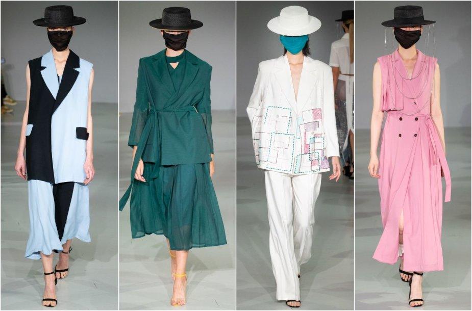 """""""Shopyte"""" 2020 m. pavasario ir vasaros kolekcijos modeliai"""