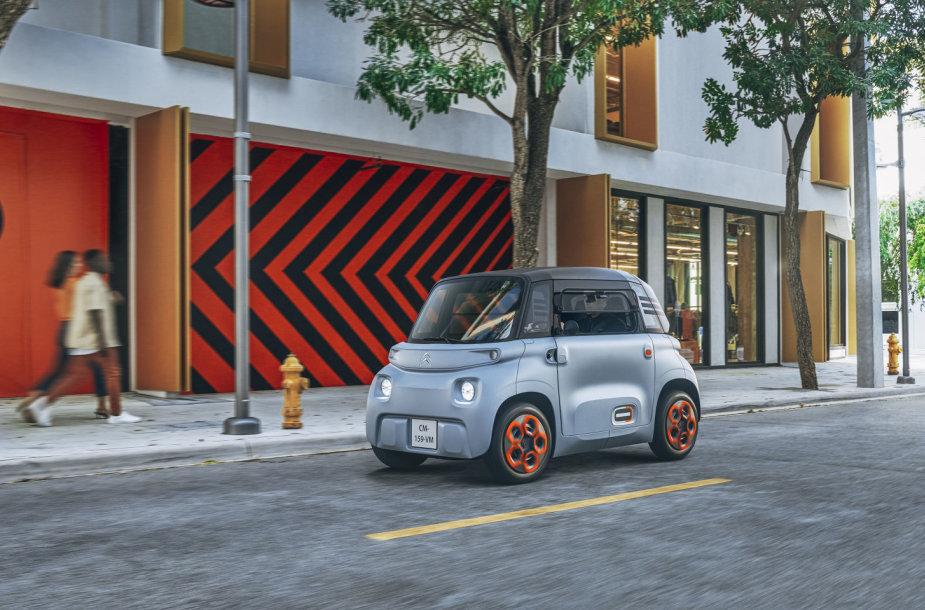 """Elektromobilis """"Citroën Ami"""""""