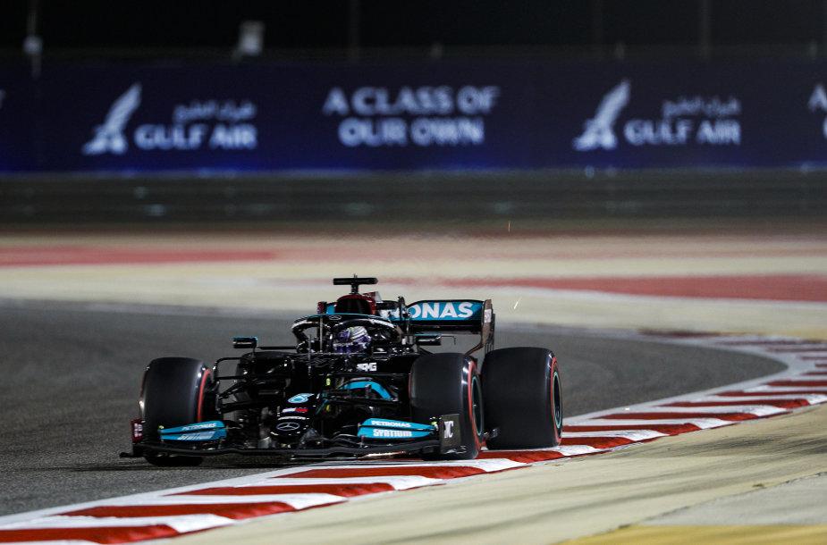F-1 etapas Bahreine