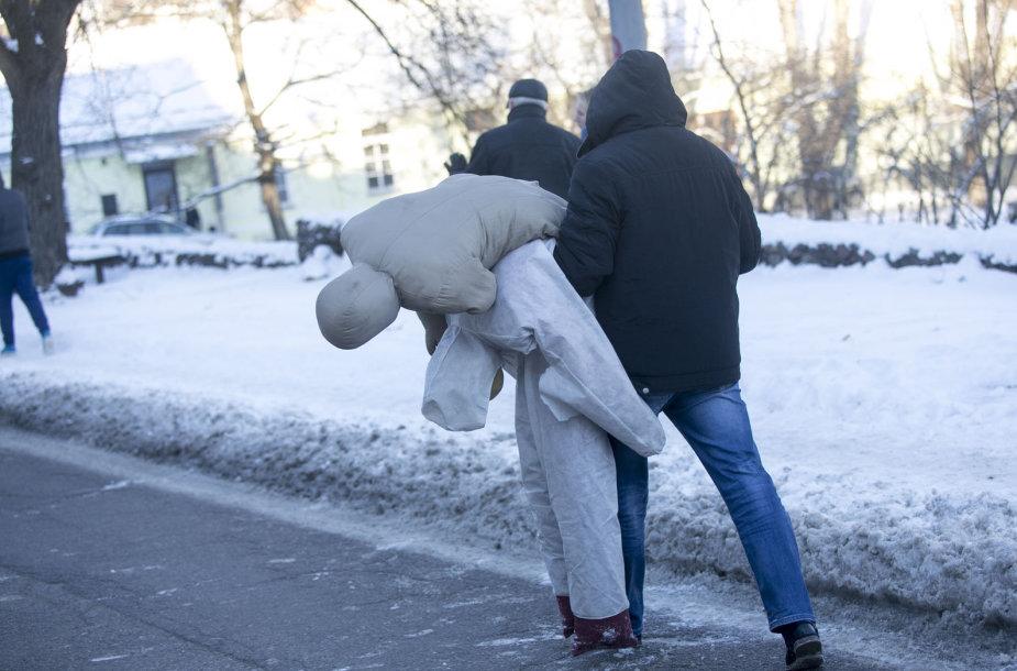 Vilniuje atliekamas Tomo Dobrovolskio žmogžudystės tyrimas