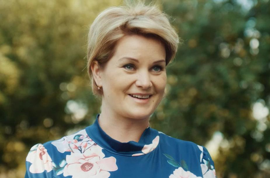 Socialinė darbuotoja Dalia Tamulionytė-Krilavičienė