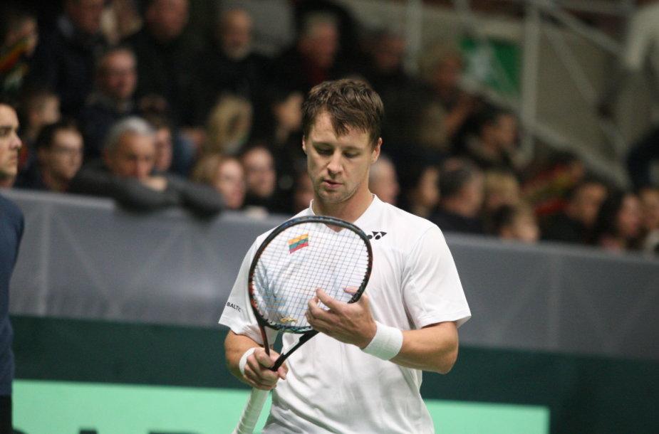 Daviso taurė 2018: Lietuva – Estija