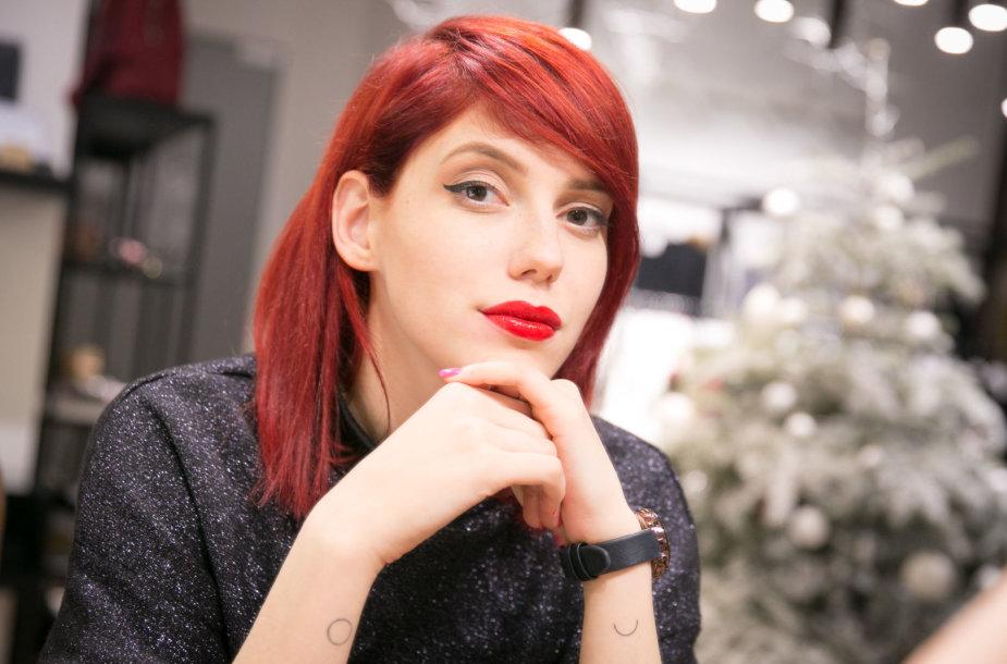 Monika Pundziūtė-Monique