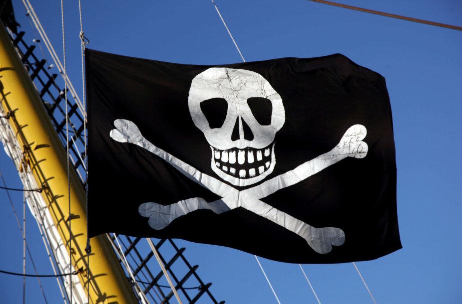 Piratų vėliava