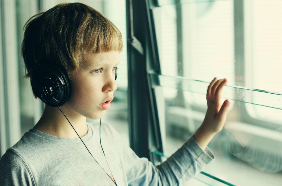 Vaikas, turintis autizmo spektro sutrikimą