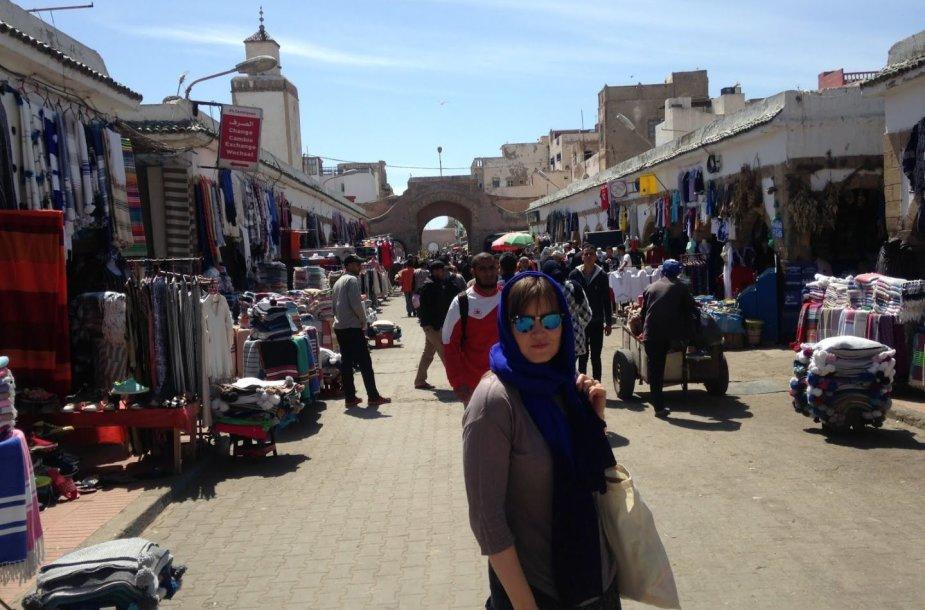 Įspūdžiai apsilankius Maroke
