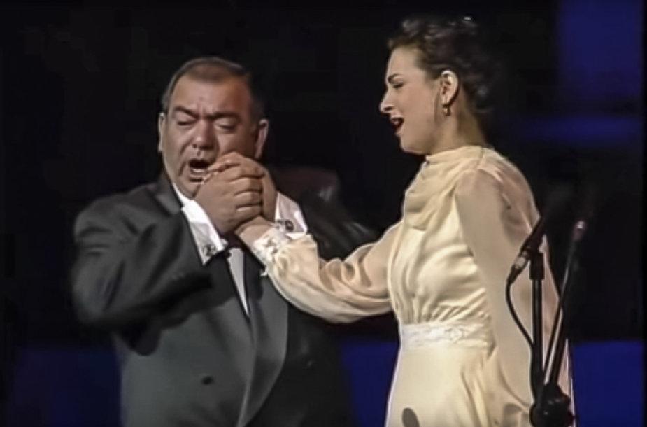 Gehamas Grigorianas ir Asmik Grigorian