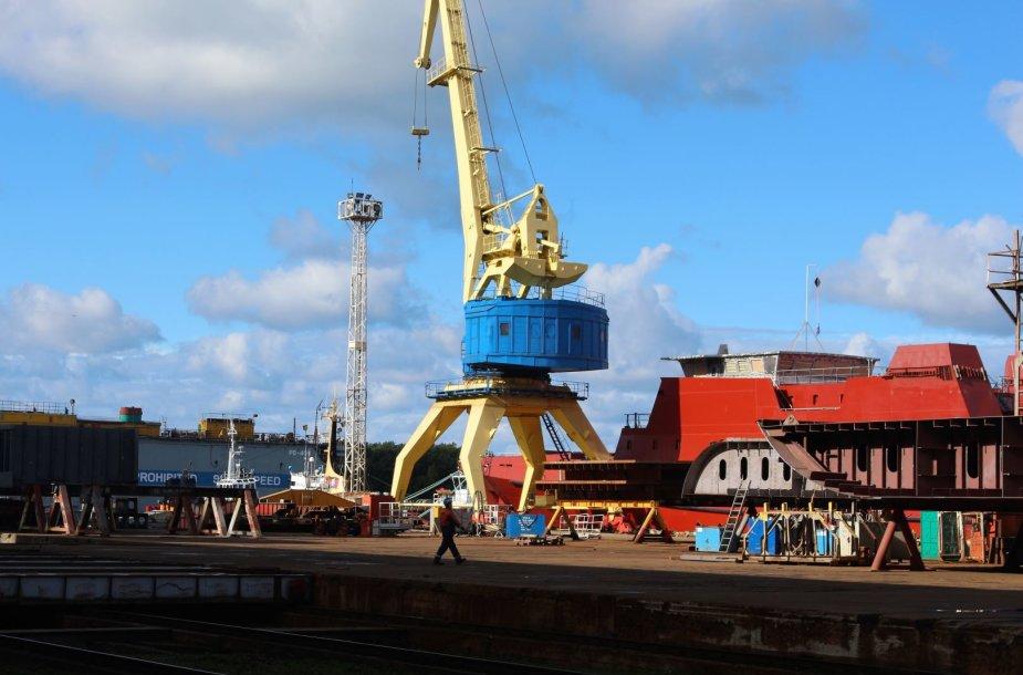 Baltijos laivų statykla