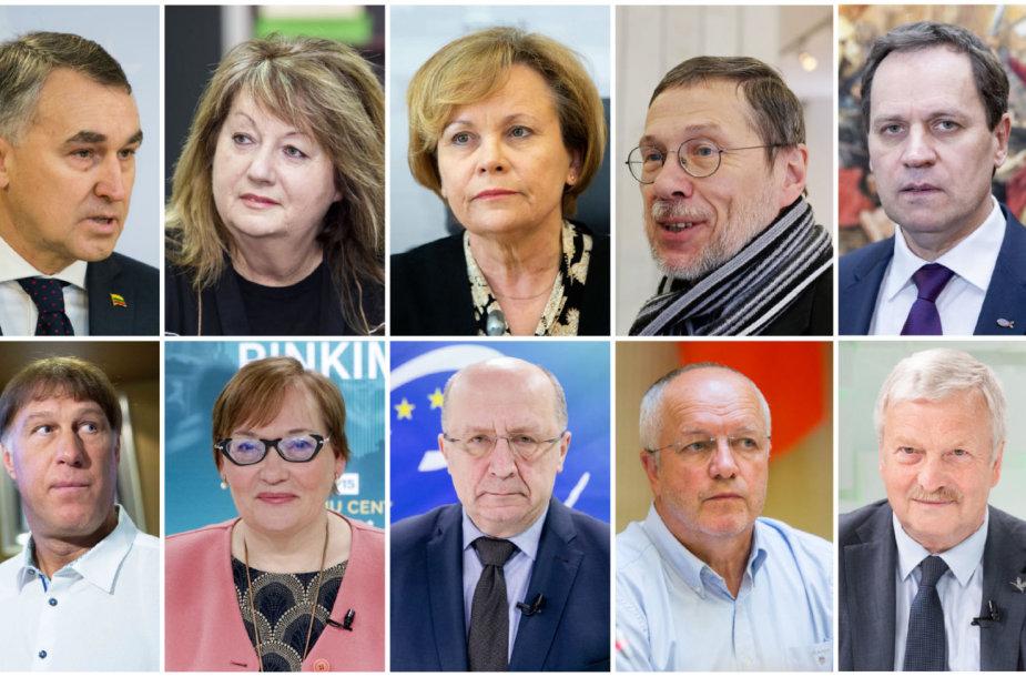 Europarlamentarai