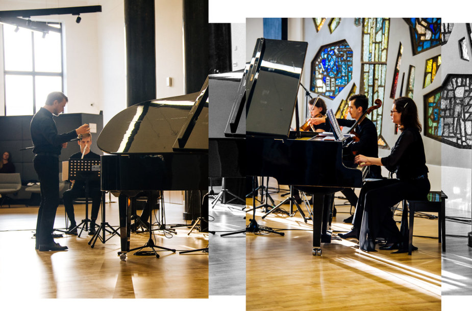 Lietuvos ir Liuksemburgo muzikinės partnerystės