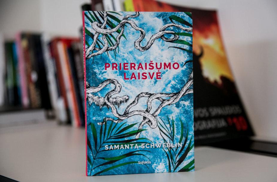 """Knyga """"Prieraišumo laisvė"""""""