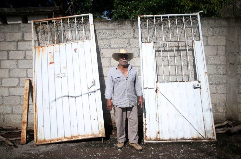 Meksikoje po žemės drebėjimo ryškiausia – žmonių tragedija