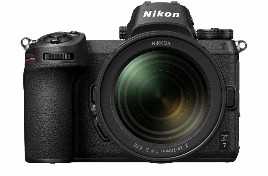 """Fotoaparatas """"Nikon"""" Z7"""