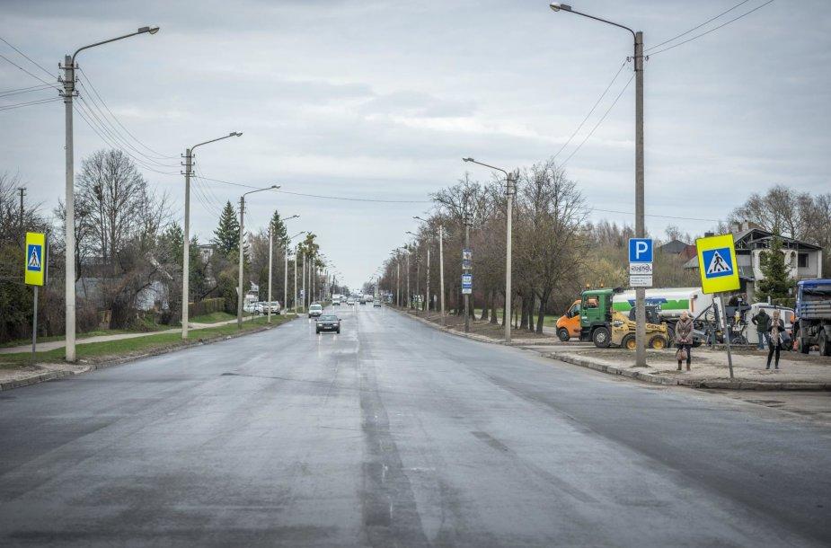 Gatvė Kaune