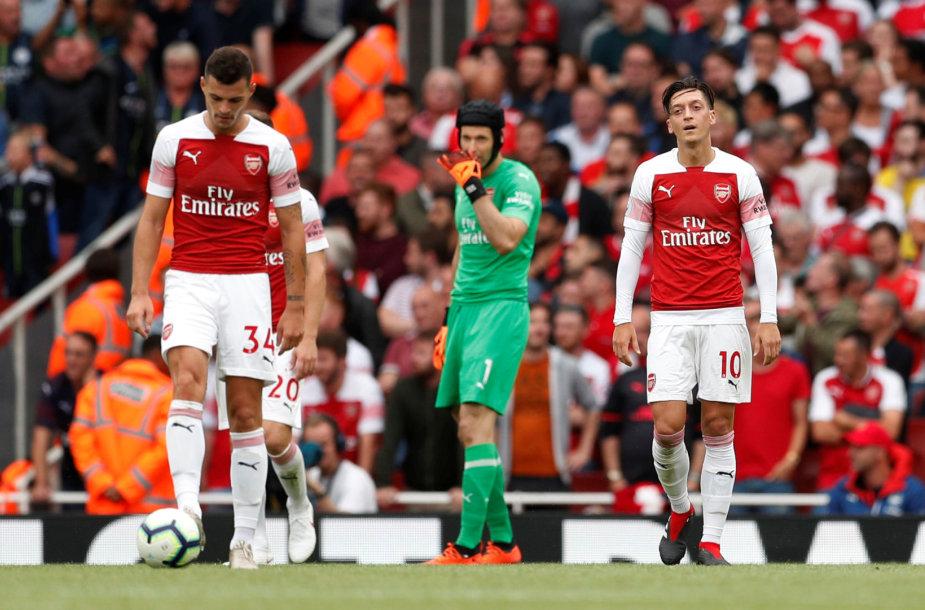 """Arsenal"" – ""Manchester City"""