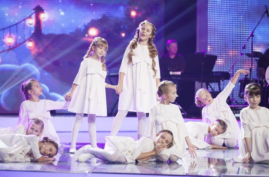 """""""Džimba"""" – muzikos ir šokio studija, kurioje vaikai jaučiasi kaip namuose"""