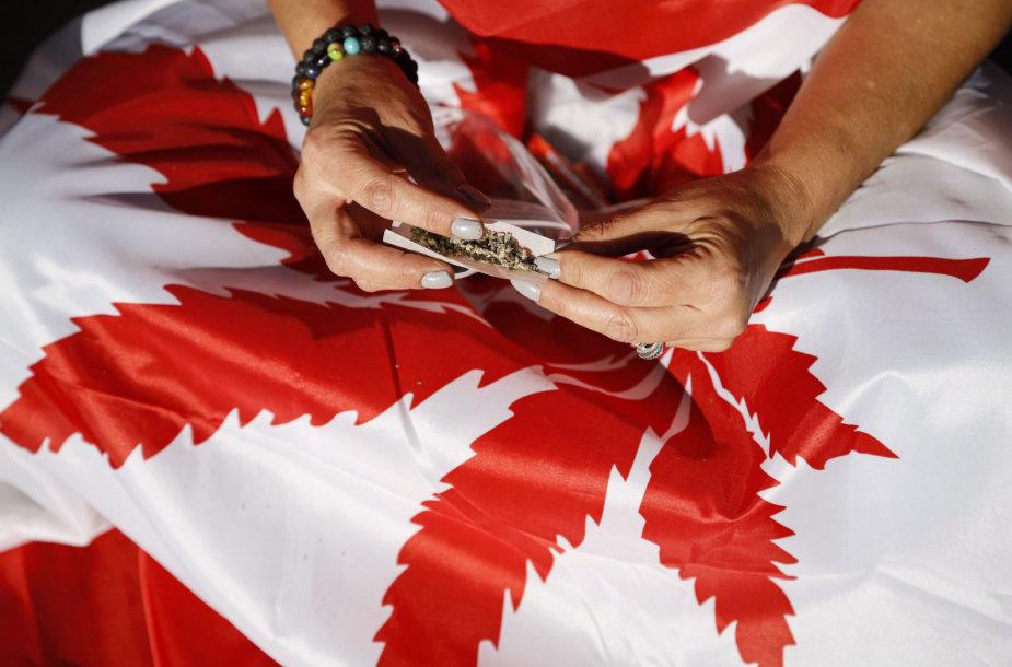 Suktinė Kanadoje