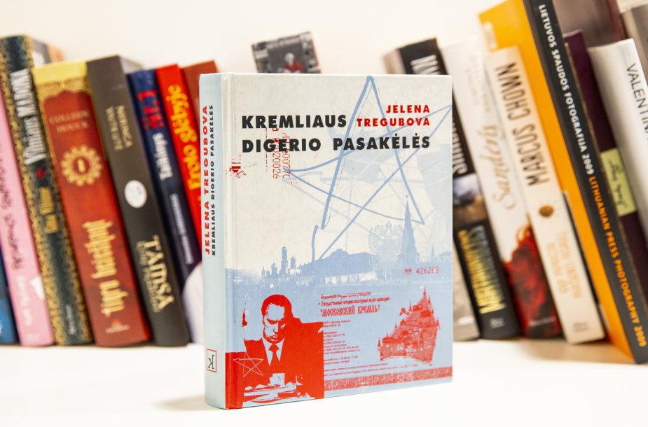 """Knyga """"Kremliaus digerio pasakėlės"""""""