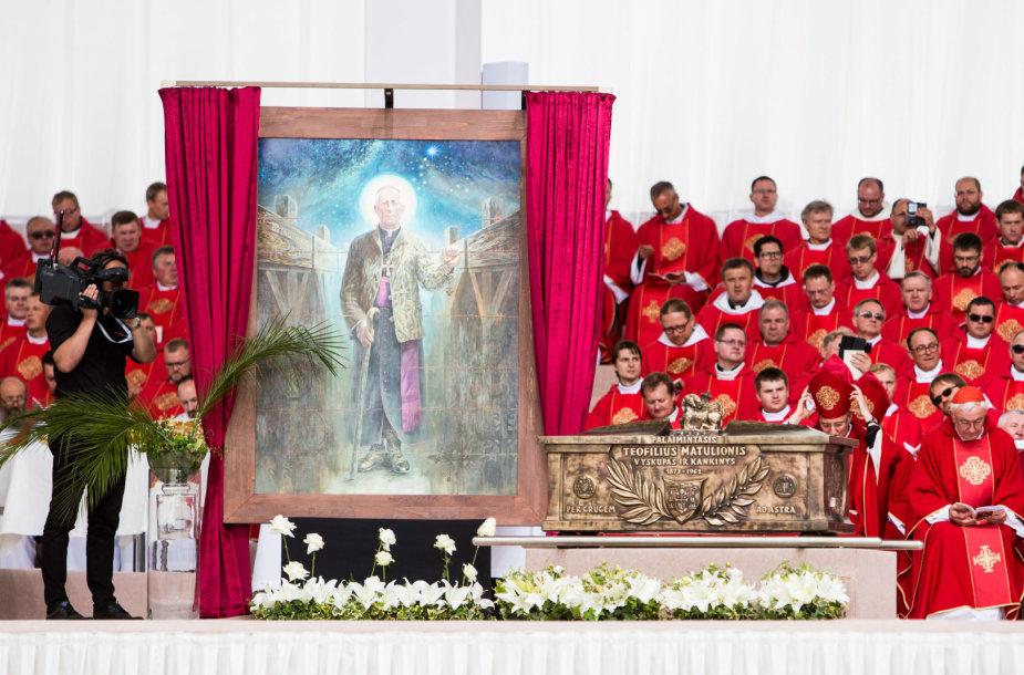 Teofiliaus Matulionio beatifikacija
