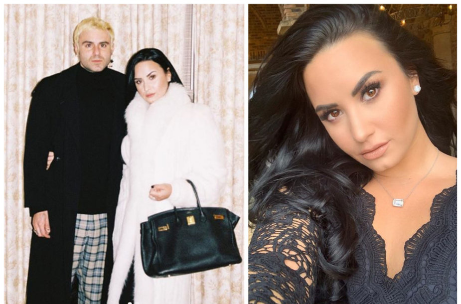 Demi Lovato ir Henry Levy